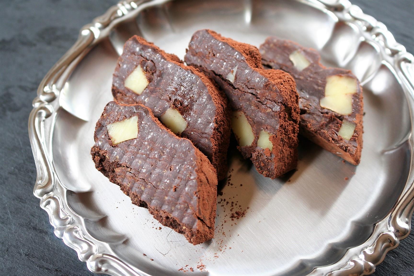 チョコレートが主食