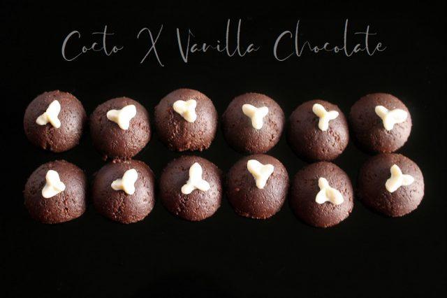 Cocto-X Vanilla Choco