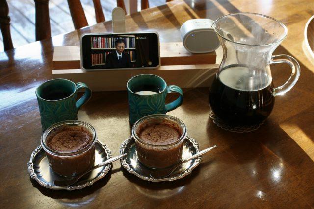 コーヒーのお供