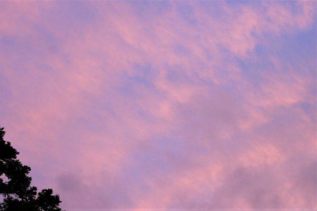 Summer Solstice Sky