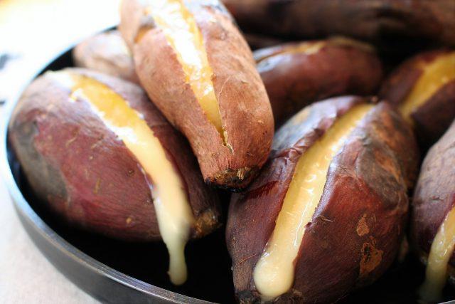 Cheese & Sweet Potato